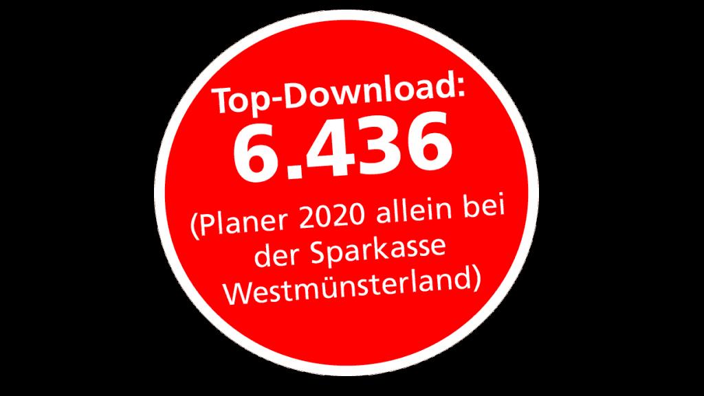 Top Downloadzahlen